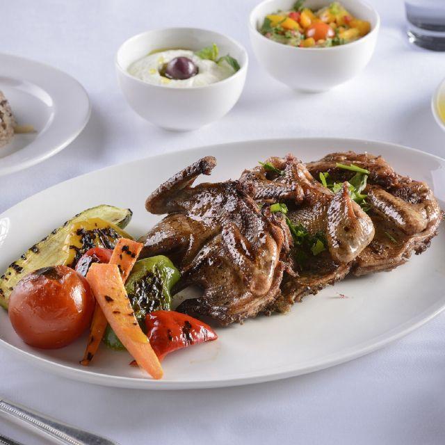 Sabaya - InterContinental Cairo Semiramis Restaurant