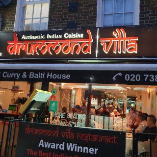 A photo of Drummond Villa restaurant
