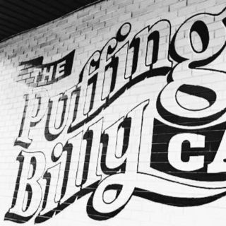 A photo of Puffing Billy Cafe restaurant