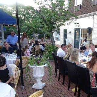 A photo of Osteria Salina @ PDR Water Mill Square restaurant