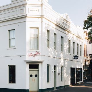 A photo of Naughtons Parkville Hotel restaurant