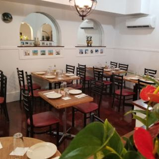 A photo of Elia restaurant