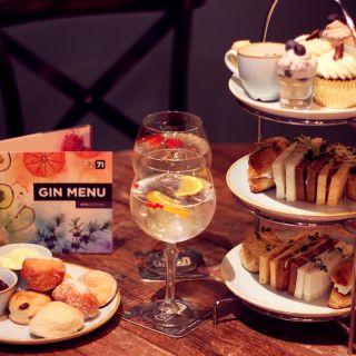 Foto von Gin 71 - Afternoon tea - Renfield street Restaurant
