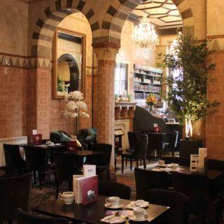 Cup Tea Lounge - Renfield Street