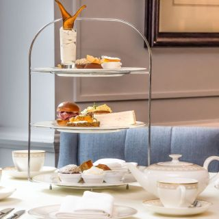 A photo of Afternoon Tea at The Davenport Hotel restaurant