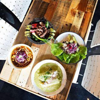 A photo of Ambriza Social Mexican Kitchen - Boardwalk restaurant