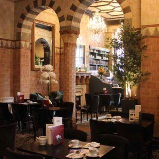 Cup Tea Lounge - Afternoon Tea Renfield Street