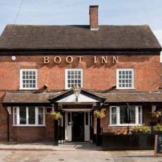 A photo of The Boot Inn - Sutton Coldfield restaurant