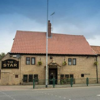 A photo of The Star restaurant