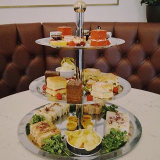 High Tea Experience at The Cliff Hotel
