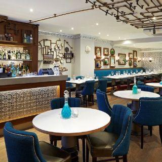 A photo of Flora Indica restaurant