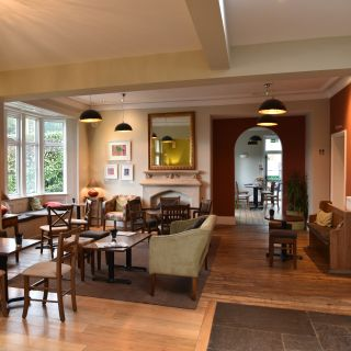 A photo of The Cliffe at Dinham restaurant