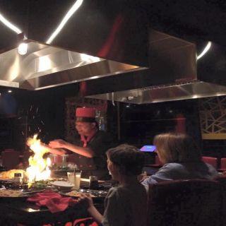 A photo of Koma Japanese Steakhouse & Sushi restaurant