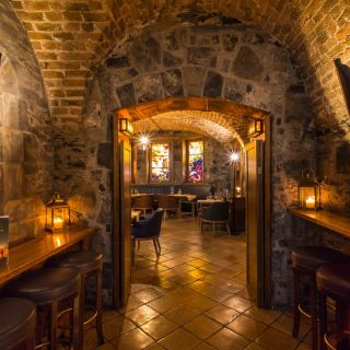 A photo of The Cellar Bar at The Merrion Hotel restaurant