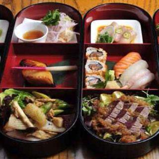 A photo of Okinii Sushi restaurant