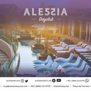 Alessia Day Club - Thompson Playa del Carmen