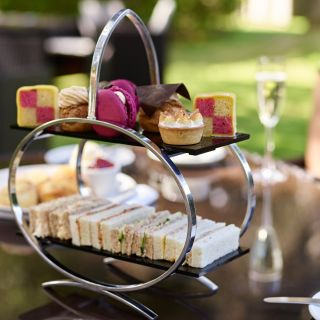 A photo of Afternoon Tea at Careys Manor Hotel restaurant