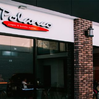 Una foto del restaurante Crepería Polanco - León