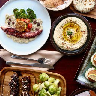 Foto von Pasha mezze grill Restaurant