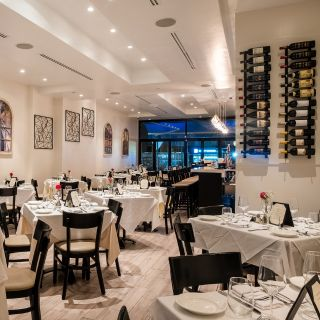 A photo of Vago Restaurant restaurant