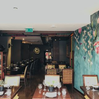 A photo of Suksan restaurant