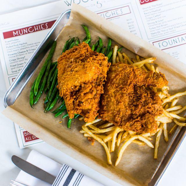 Woolworth Restaurant - Nashville, TN | OpenTable
