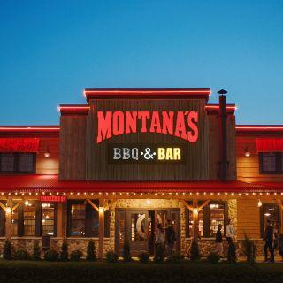 A photo of Montana's BBQ & Bar - Waterloo-Ira Needles restaurant