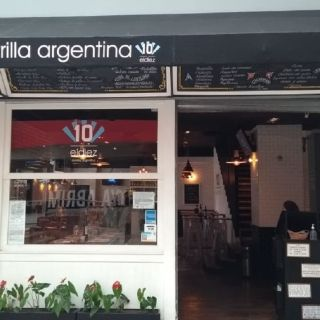 A photo of El Diez-Santa Fe restaurant