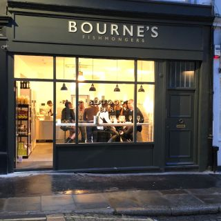 A photo of Bourne's Belsize restaurant