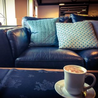Afternoon Tea at Leona's Tea Room