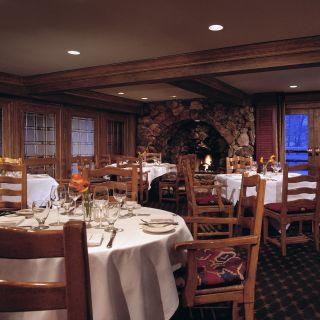 A photo of The Glitretind Restaurant at Stein Eriksen Lodge restaurant