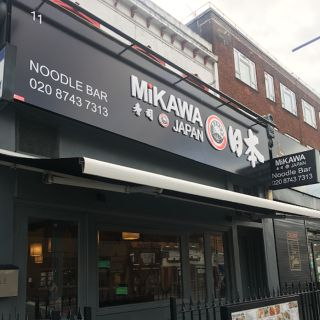 Mikawa Japanese Shepherds Bush