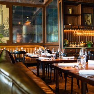 A photo of Doolally restaurant