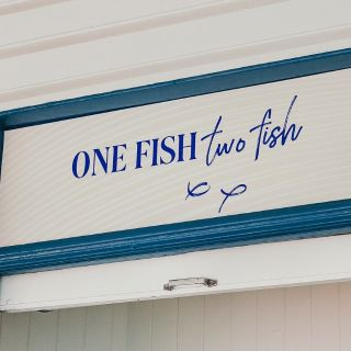 A photo of One Fish Two Fish restaurant