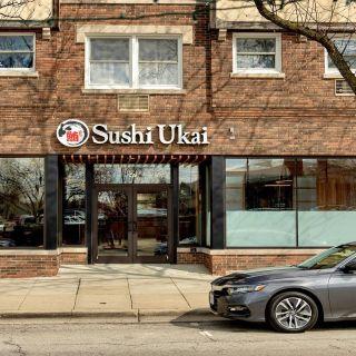 Sushi Ukai - Glen Ellyn