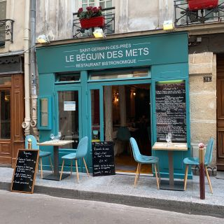 A photo of Le Béguin des Mets restaurant