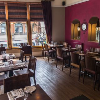A photo of Paris Nottingham restaurant