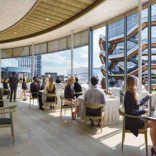 A photo of Estiatorio Milos – Hudson Yards restaurant