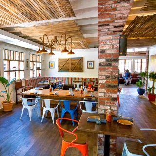 A photo of Cocina Hermanas restaurant