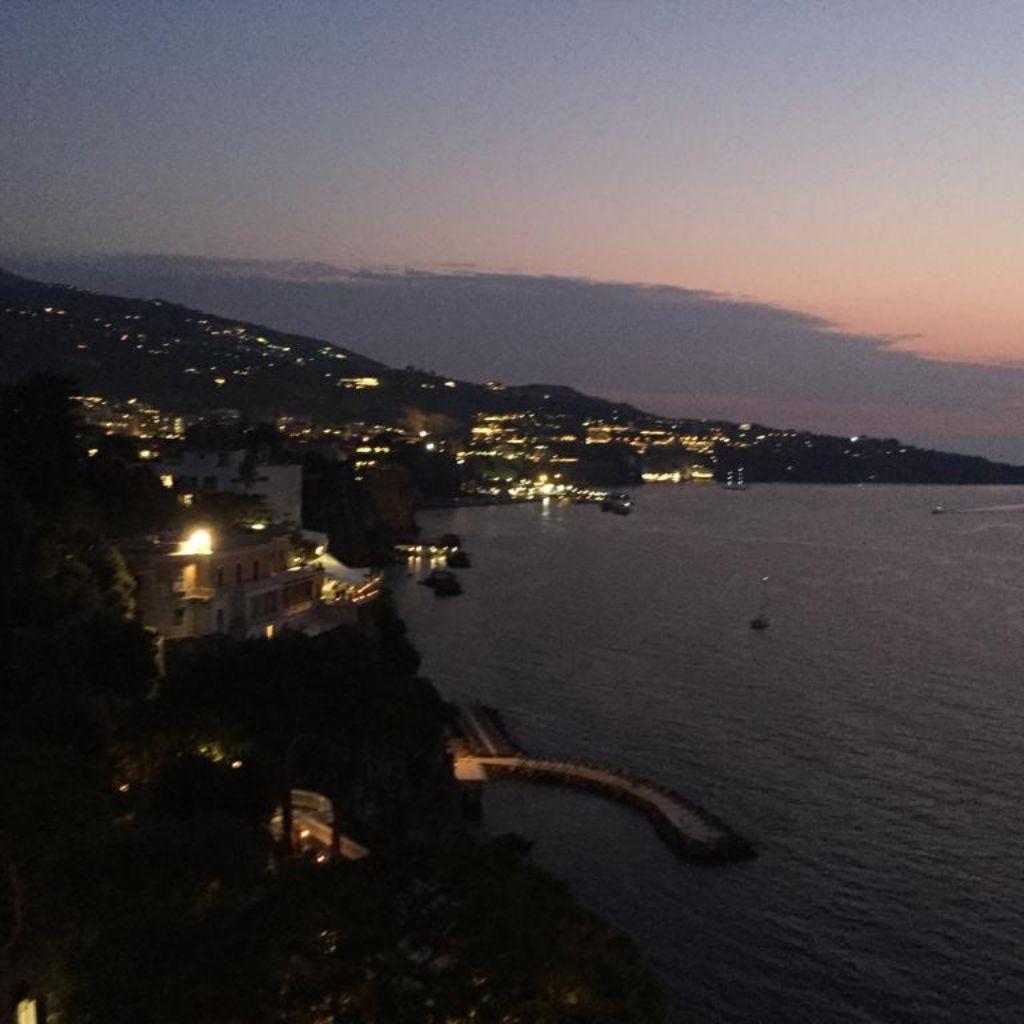Vista Sky Bar by Hotel Mediterraneo Sorrento - Sant'Agnello