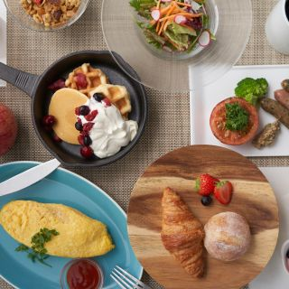 STITCH All Day Dining - Courtyard by Marriott Osaka Honmachiの写真