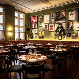 A photo of Gezellig Restaurant and Bar restaurant