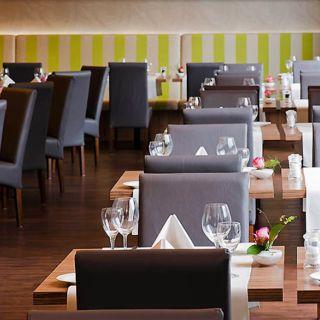 A photo of Le Jardin restaurant
