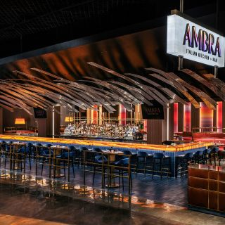 Ambra Italian Kitchen + Bar - MGM Grandの写真