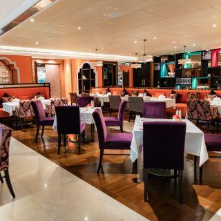 A photo of Namak by Kunal Kapur/  Dusit Thani Hotel / Abu Dhabi restaurant