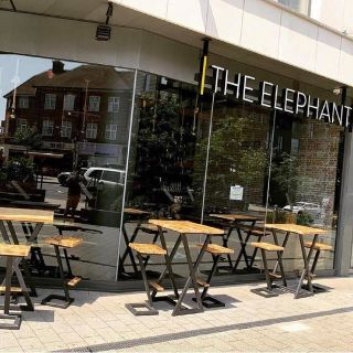 A photo of The Elephant Sidcup restaurant