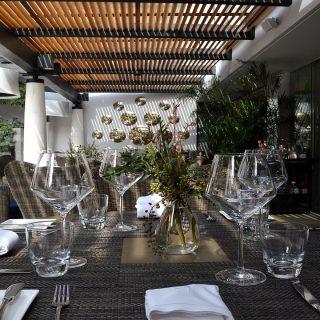 Una foto del restaurante Moxi - Hotel Matilda