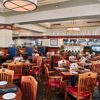 A photo of Mitchell's Fish Market - Cincinnati (West Chester) restaurant