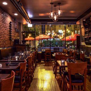 A photo of Osteria Rusticana restaurant