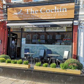 The Cochin - Twickenhamの写真